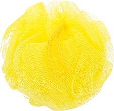 "Губка банная сетчатая ""Bant"", желтая + фиолетовая + фиолетовая - Акватория — фото N2"