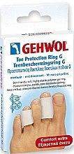 Духи, Парфюмерия, косметика Гель-кольцо Геволь G, среднее, 30 - Gehwol Toe Protection Ring G