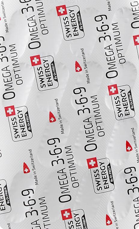 Сбалансированный комплекс жирных кислот - Swiss Energy Omega 3-6-9 Optimum