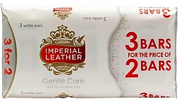 Духи, Парфюмерия, косметика Мыло, 3 шт. - Imperial Leather Gentle Care Soap