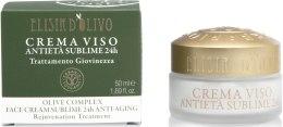 Духи, Парфюмерия, косметика Крем для лица антивозрастной - Erbario Toscano Olive Complex Sublime 24H Anti-Aging Face Cream