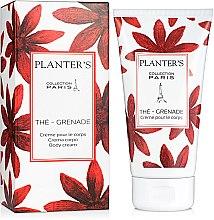 Духи, Парфюмерия, косметика Planter's Tea Pomegranate - Крем для тела