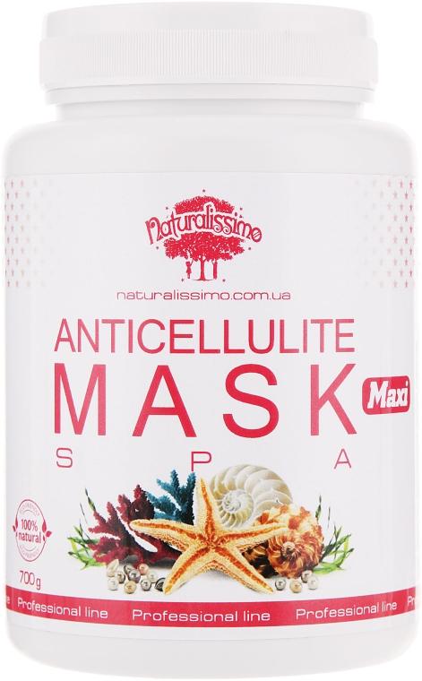 "Антицеллюлитная грязевая маска ""Maxi"" - Naturalissimo Maxi Spa"