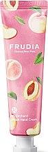 Духи, Парфюмерия, косметика Питательный крем для рук c экстрактом персика - Frudia My Orchard Peach Hand Cream