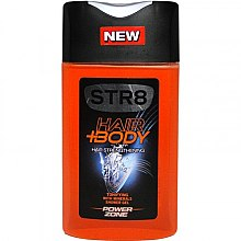 Гель для душа - STR8 Zone Power Shower Gel — фото N2