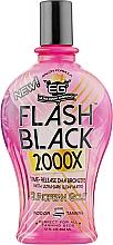Духи, Парфюмерия, косметика Крем для солярия с бронзантами для золотистого оттенка, Matrix-формула для видимого анти-возрастного эффекта - European Gold Flash Black 2000X