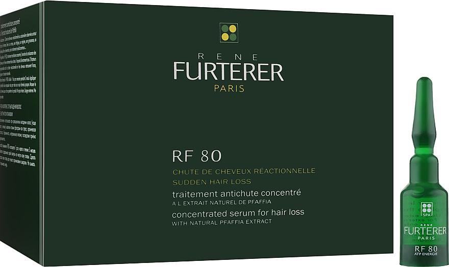 Комплекс от выпадения волос - Rene Furterer Forticea RF 80 Concentrated Hair Loss Treatment