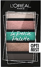 Духи, Парфюмерия, косметика Палетка теней для век - L'Oreal Paris La Petite Palette Optimist Eyeshadow