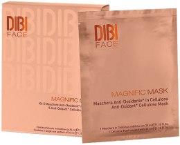 Духи, Парфюмерия, косметика Антиоксидантная маска из целлюлозы - Dibi Prodigio C40 Magnifik Mask