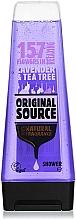 """Духи, Парфюмерия, косметика Гель для душа """"Лаванда и Чайное дерево"""" - Original Source Lavender & Tea Tree Shower"""