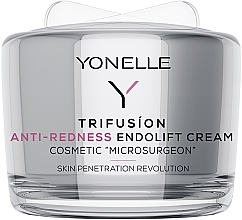 Духи, Парфюмерия, косметика Крем для куперозной кожи лица - Yonelle Trifusion Anti-Redness Endolift Cream