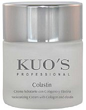 """Духи, Парфюмерия, косметика Крем для лица """"Лифтинг"""" - Kuo's Colastin Cream"""