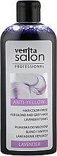 Духи, Парфюмерия, косметика Ополаскиватель для осветленных и седых волос - Venita Salon Professional Lavender Anti-Yellow Hair Color Rinse