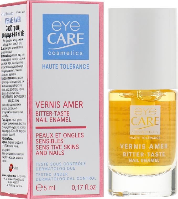 Средство против обкусывания ногтей - Eye Care Cosmetics Bitter-Taste Nail Enamel