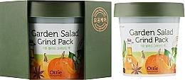 Духи, Парфюмерия, косметика Глиняная маска с овощным комплексом - Ottie Garden Salad Green Pack