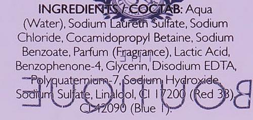 "Гель для душа ""Лаванда и Бергамот"" - Grace Cole Boutique Body Wash Lavender & Bergamot — фото N3"