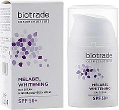 Духи, Парфюмерия, косметика Отбеливающий дневной крем с SPF 50 - Biotrade Melabel Whitening Day Cream SPF50+