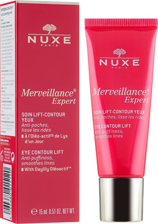 Крем для контура глаз - Nuxe Merveillance Expert Eyes Lift-Contour Care