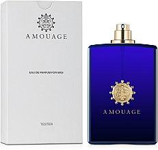 Amouage Interlude for Man - Парфумована вода (тестер без кришечки) — фото N2
