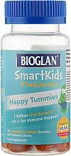 Духи, Парфюмерия, косметика Комплекс для пищеварения + Витамин С для детей, желейки - Bioglan SmartKids Happy Tummies