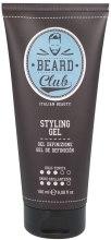 Духи, Парфюмерия, косметика Гель для волос средней фиксации - Beard Club Styling Gel