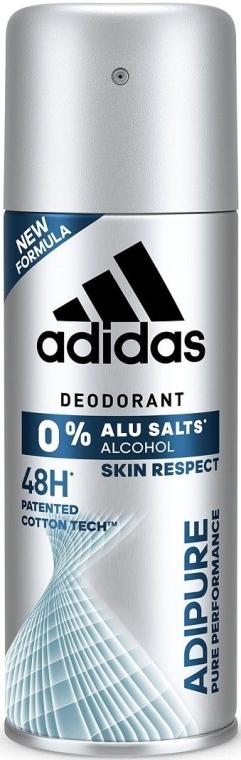 Дезодорант для мужчин - Adidas Adipure Anti-Perspirant