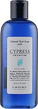 Духи, Парфюмерия, косметика Шампунь с экстрактом кипариса - Lebel Cypress Shampoo
