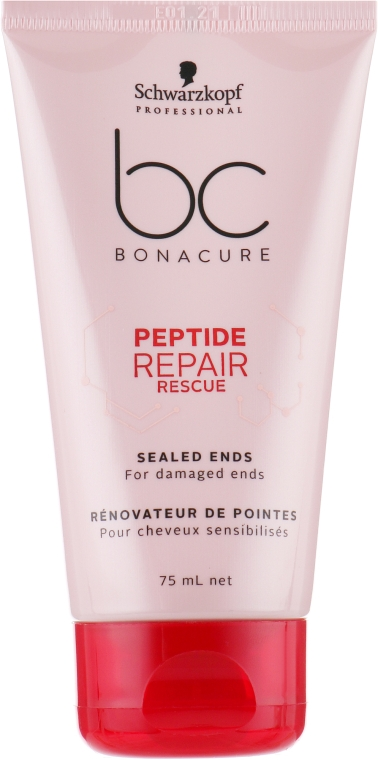 Восстанавливающее средство для кончиков волос - Schwarzkopf Professional BC Bonacure Repair Rescue Sealed Ends