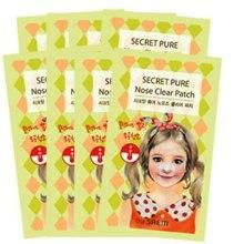 Духи, Парфюмерия, косметика Набор пластырей для носа от черных точек - The Saem Secret Pure Nose Clear Patch Set