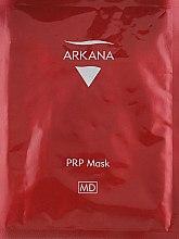 Моделирующая маска с эффектом плазмолифтинга с пептидами - Arkana Remodeling Sheet Mask With Plasma — фото N1