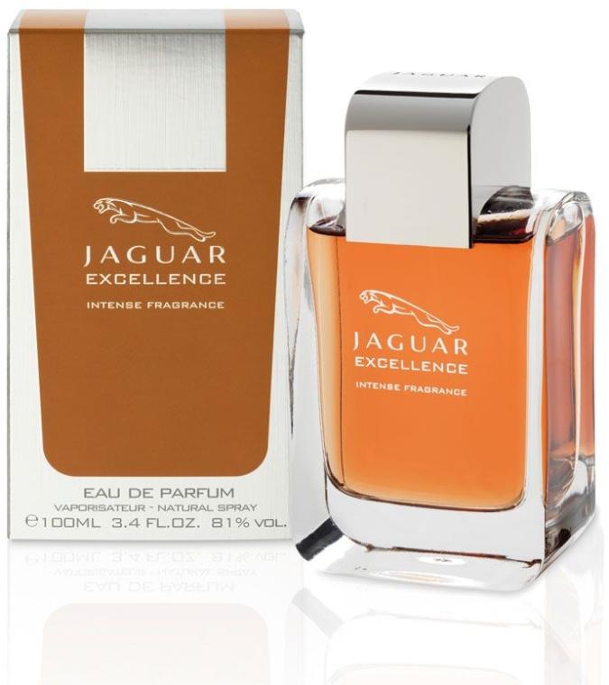 Jaguar Excellence - Парфюмированная вода