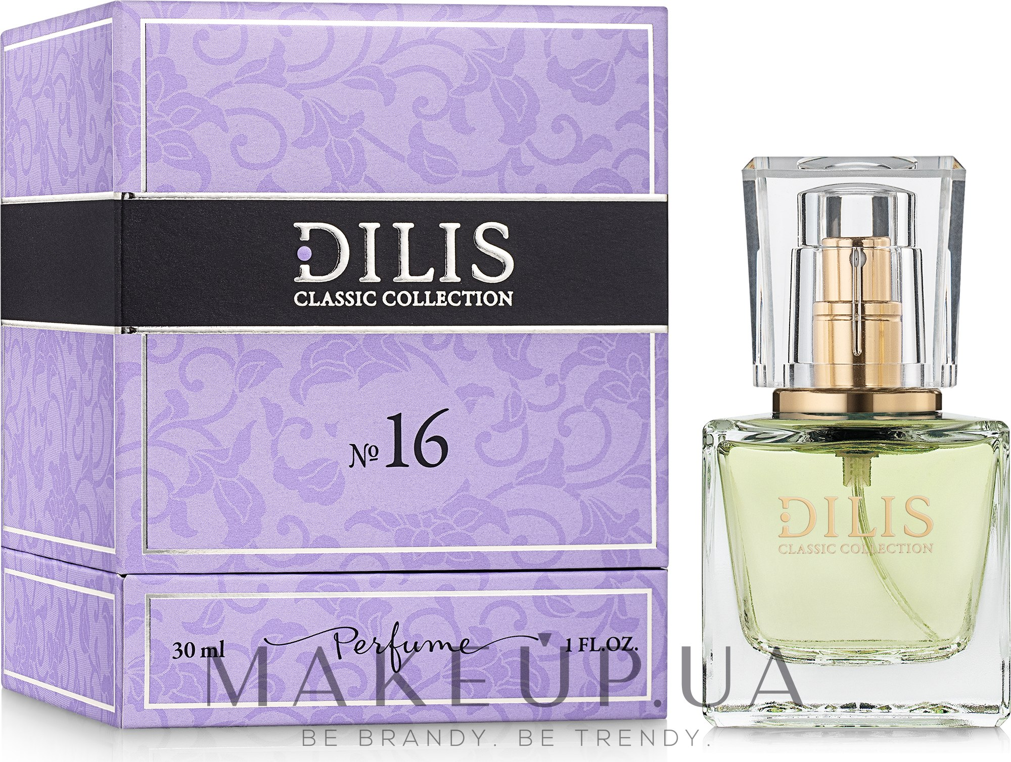 Dilis Parfum Classic Collection №16 - Духи — фото 30ml