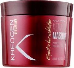 Духи, Парфюмерия, косметика Маска для окрашенных волос - Kreogen Keratin Masque