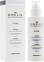 Духи, Парфюмерия, косметика Очищающий лосьон-детокс - Brelil Bio Traitement Pure Primer