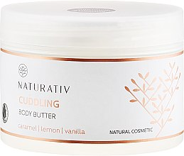 Духи, Парфюмерия, косметика Масло для тела - Naturativ Cuddling Body Butter
