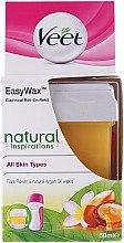 Духи, Парфюмерия, косметика Картридж с воском - Veet Easy Wax Natural Inspirations