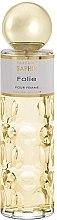 Духи, Парфюмерия, косметика Saphir Parfums Folie - Парфюмированная вода (тестер с крышечкой)