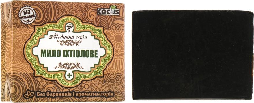 """Мыло """"Ихтиоловое"""" - Cocos Soap"""