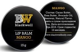 "Духи, Парфюмерия, косметика Бальзам для губ ""Манго"" - Blackwell Lip Balm"