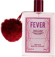 Духи, Парфюмерия, косметика Chic&Love Fever - Туалетная вода (тестер с крышечкой)