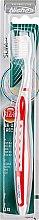 Духи, Парфюмерия, косметика Зубная щетка для чувствительных десен, красная - White Slim-A Oral Care Toothbrush