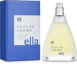 Духи, Парфюмерия, косметика Loewe Agua de Loewe Ella - Туалетная вода (тестер без крышечки)