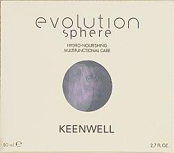 Духи, Парфюмерия, косметика Увлажняющий питательный мультифункциональный комплекс - Keenwell Evolution Sphere Hydro-Nourishing Multifunctional Care
