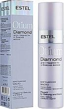 Духи, Парфюмерия, косметика Масло для гладкости и блеска волос - Estel Professional Otium Diamond Oil