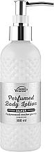 Духи, Парфюмерия, косметика Парфюмированный лосьон для тела - Energy of Vitamins Perfumed Silver