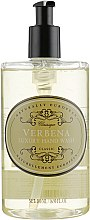 "Жидкое мыло для рук ""Вербена"" - Naturally European Hand Wash Verbena — фото N1"
