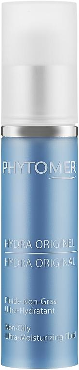 Легкий ультразволожуючий флюїд - Phytomer Hydra Original Non-Oily Ultra-Moisturizing Fluid — фото N1