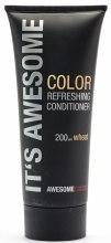 Духи, Парфюмерия, косметика Оттеночный кондиционер для волос - Awesome Colors Color Refreshing Conditioner