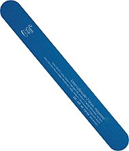Духи, Парфюмерия, косметика Пилка для ногтей двухсторонняя, 240/240, синяя - Peggy Sage 2-Way Giant Washable Nail File