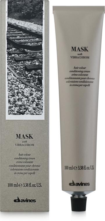 Крем-краска для волос - Davines Mask with Vibrachrom Hair Color Conditioning Cream